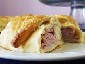 Ham and Mozzarella Croissant