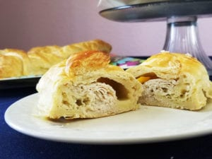Turkey and Provolone Croissant
