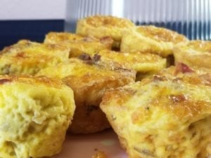 Potato and Egg Muffin