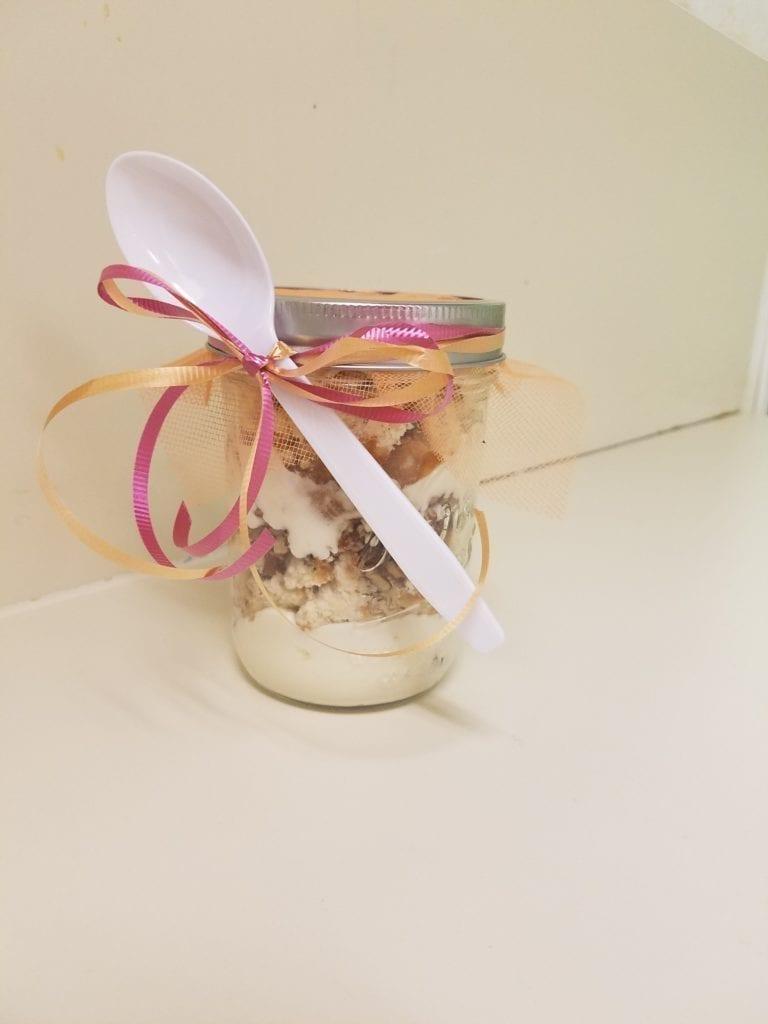 Pint Cake Jar