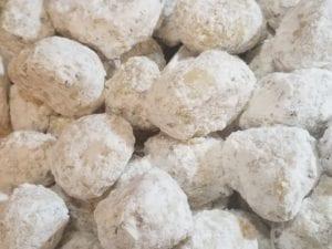 Pecan Dumplings